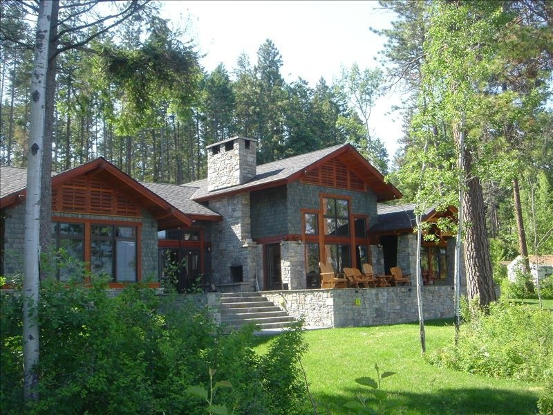 VIP Vacation Rentals The Most Beautiful House On Flathead Lake